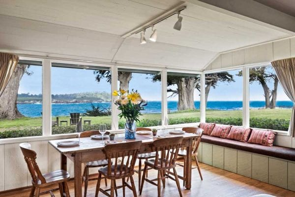 Dining Area , perfect for Whale Watching